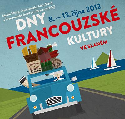 Dny francouzské kultury ve Slaném, 8.–13. října 2012