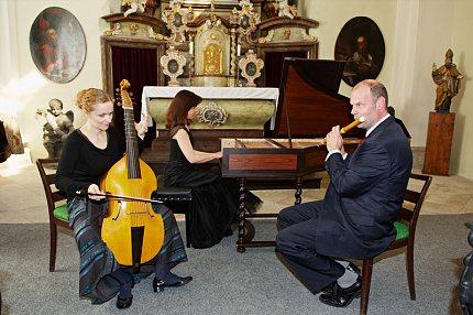 Hana Fleková, Barbora Kürstenová a Andreas Kröper