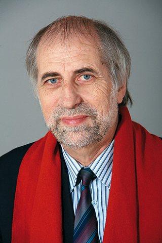 Profesor Patrick Ribau (Université Paris Diderot)