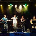 Dřeváci– Music on the Square 2012