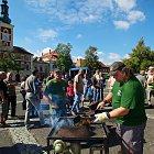 Rožnění uherského býka a Královské kování 2012