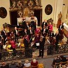 Zahajovovací koncert KPH a představení CD Varhany znějící 2012