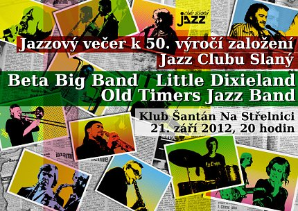 Jazz Club Slaný – 50 let