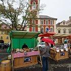 Tradiční francouzský trh s hudbou (Tancovačka, Francouzský klub, Bran)