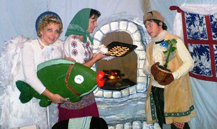Pohádkový Betlém – Liduščino divadlo