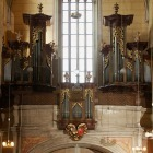 Varhany v chrámu sv. Gotharda