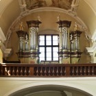 Varhany v kapli Zasnoubení P. Marie