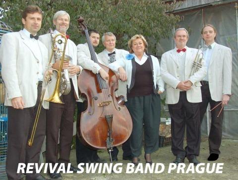 Revival Swing Band Praha