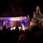 Slavnost světla – rozsvícení vánočního stromu 2013