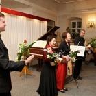 Francouzsko-český hudební večer – Památník Antonína Dvořáka ve Zlonicích, sobota 29. března 2014
