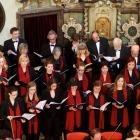 W. A. Mozart – Requiem v kapli Zasnoubení P. Marie ve Slaném