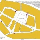 Uzavírka centra města 16. a 17. května 2014