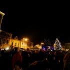 Slavnost světla – rozsvícení vánočního stromu 2014