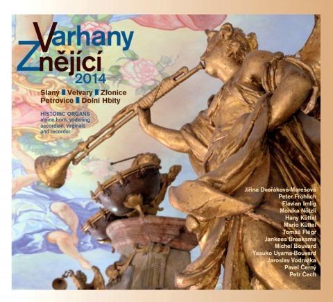 Varhany znějící 2014 – Slaný–Velvary–Zlonice & Petrovice a Dolní Hbity