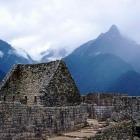 Machu Picchu, Peru 2007