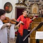 Michnova Loutna česká – zkouška na nahrávání nového CD