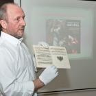 Beseda s muzikologem Petrem Daňkem a zahájení výstavy starých tisků
