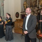 Koncert Michnovy Loutny české a představení nového CD s unikátní nahrávkou.
