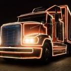 Coca-Cola Vánoční kamion na náměstí – pátek 11. prosince