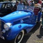 Výstava historických vozidel – pátek 26. června
