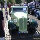 Výstava historických vozidel – pátek 8. května