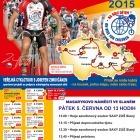 Peloton cyklotour, která se pořádá na podporu onkologicky nemocných dětí, NA KOLE DĚTEM dorazí do Slaného v pátek 5. června v 13.45.
