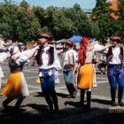 Západoslovanský folklórní festival – sobota 6. června