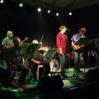 Veterán Westerna Ohňostroj s hudbou – pátek 12. června od 20 hodin na náměstí ve Slaném.