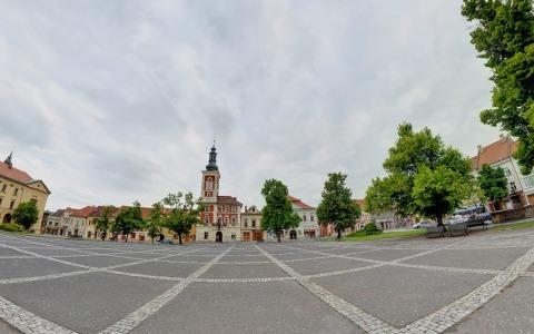 Virtuální prohlídka: Masarykovo náměstí