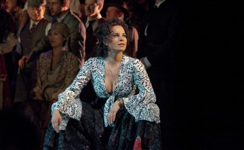 Opera ve slánském kině: Georges Bizet – Carmen
