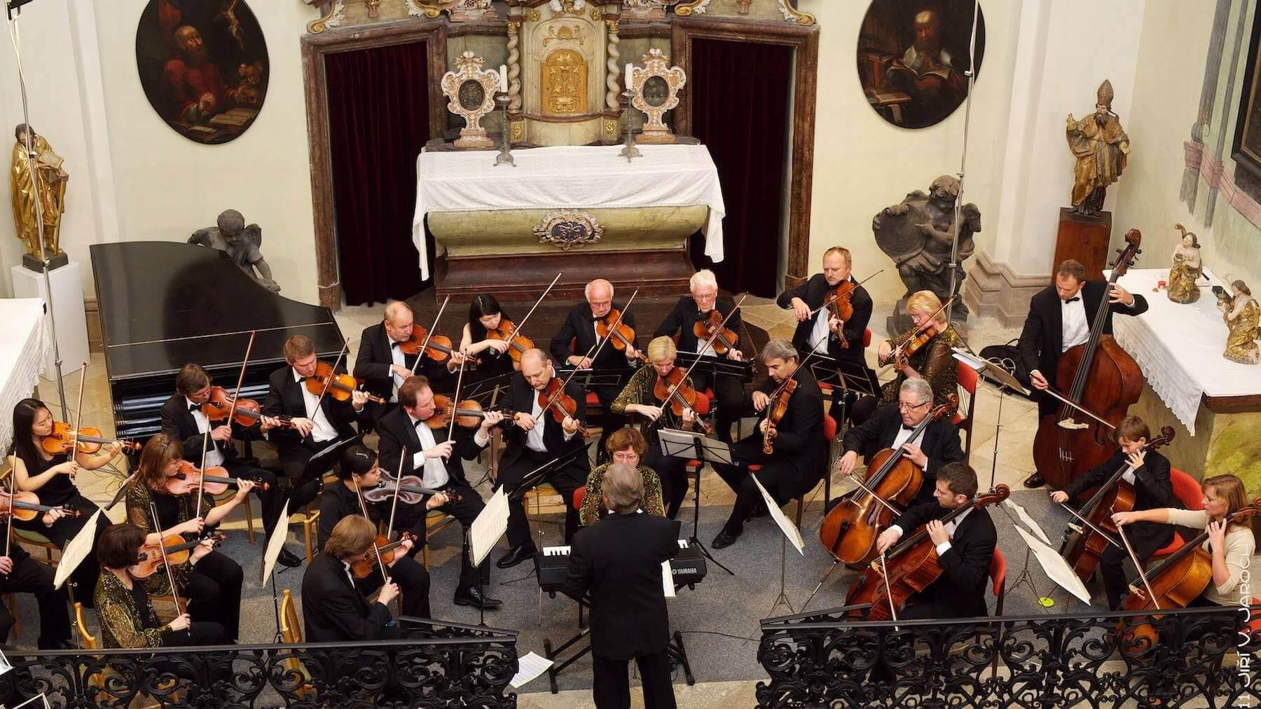 Zahajovací koncert sezóny Kruhu přátel hudby ve Slaném