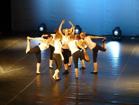 Absolventský koncert ZUŠ_tanec