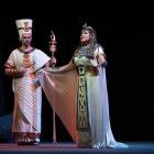 Verdiho Aida z Metropolitní opery v New Yorku (foto Marty Sohl)