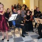 Ladislav Horák (akordeon), Veronika Sedláčková a Komorní orchestr Dvořákova kraje