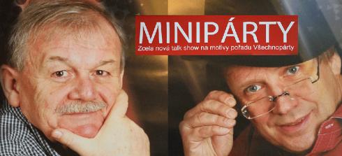 Karel Šíp a J.A.Náhlovský – Minipárty