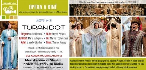 Giacomo Puccini – Turandot