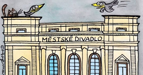 Program Městského divadla ve Slaném