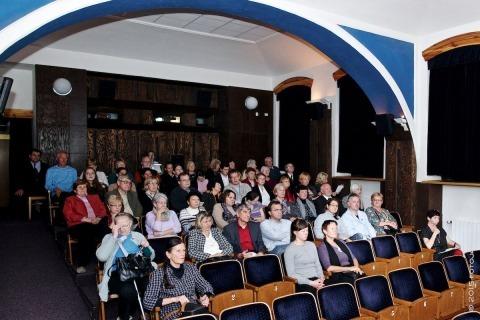 Městské kino Slaný