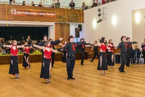 Ples mesta Slany
