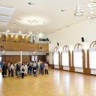 Městské centrum Grand ve Slaném – Velký sál