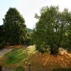 Zahrada Městského kina ve Slaném