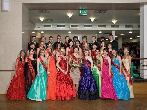 maturitni ples oa slany