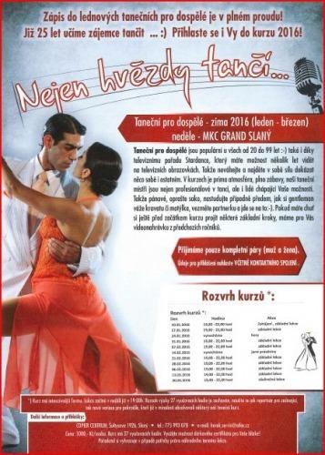 Taneční pro dospělé, Taneční škola Pavla Horáka