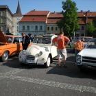 Stopou slánského Oriona – neděle 8. května (foto www.historicka-vozidla.cz)
