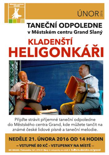 Kladenští heligonkáři
