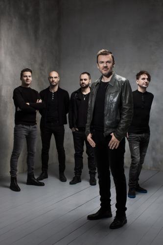 Michal Hrůza a kapela Hrůzy