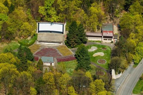 Letní kino ve Slaném
